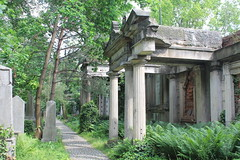 Wrocaw, Dolny lsk, Poland (LeszekZadlo) Tags: green heritage history monument cemetery grey gris site europe stones tomb gray eu poland polska polen jewish historical polonia ue pologne