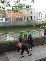 Dublin in the rain (amy's antics Will catch up with commenting ASAP) Tags: dublin rain hens