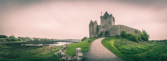 Castles (Falcdragon) Tags: travel ireland panorama holiday castle landscape europe fortification thewildatlanticway ilce7 sonya7alpha
