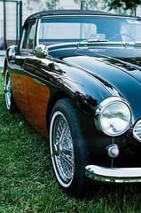 Austin Healey 3000 (Iain Compton) Tags: car classiccar filmphotography kiev10 cassoviaclassic
