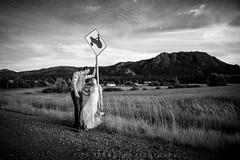 Country wedding fun (Rick Takagi) Tags: wedding seattle area cle elum bride groom barn grass country nikon rick takagi vintage