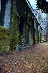 Abbaye De Maredsous, Denee, Belgium (Maria Kotsonia) Tags: beer abbey belgium gothic maredsous abbayedemaredsous