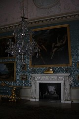 Light and Painting (My photos live here) Tags: england home canon painting eos hall room derbyshire national trust derby chandalier stately curzon kedleston 1000d