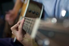 Acoustic beat (amritfernando) Tags: music metal artist child guitar d90