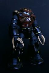 Mobile Suit Gundam: Z'Gok (jaqio) Tags: mobile japan model paint suit kit gundam bandai gunpla plamo