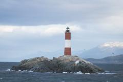 The last lighthouse (BelArvili) Tags: ocean blue sea patagonia lighthouse argentina azul landscape ushuaia mar south latinoamerica sur oceano sudamerica
