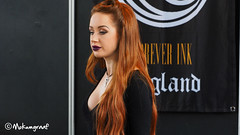 Amsterdam Tattoo Convention (7) (Pieter van de Ruit) Tags: red portrait woman netherlands girl amsterdam tattoo redhair