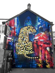 (Dan Kitchener - DANK) Tags: street urban streetart london otto stratford dank newham schade