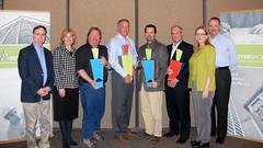 Winners of the 2012 Montana Awards with NEEA and NorthWestern Energy (NEEA's BetterBricks Initiative) Tags: energy awards northwestern energyefficiency neea betterbricksawards northwesternenergy