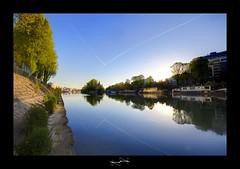 le de la Jatte du pont de neuilly ~ Paris ~ France ~ ('^_^ Damail Nobre ^_^') Tag