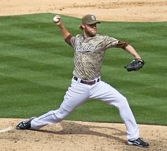 San Diego Padres Andrew Cashner