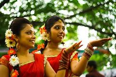 colors of boishakh (Akifa ondhi) Tags: color canon culture iso dhaka bangladesh uiu canon1000d bangladeshiculture akifa cultureofbangladesh ondhi