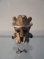 DMSDOOM Custom Dunny (DMS One) Tags: toy designer doom mf custom dunny dms dmsdoom