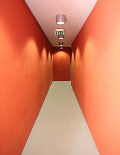 Emergency exit.........