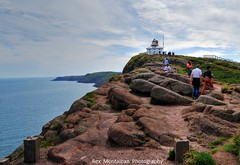 cape spear (Rex Montalban Photography) Tags: newfoundland stjohns hdr capespear photomatix rexmontalbanphotography