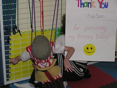 """day of therapy sponsor signs 014 • <a style=""""font-size:0.8em;"""" href=""""http://www.flickr.com/photos/94323781@N00/7136589609/"""" target=""""_blank"""">View on Flickr</a>"""
