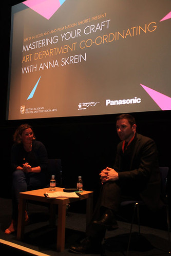 BAFTA and Film Nations Shorts present Mastering your Craft