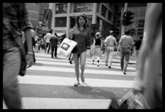 _DSC0076 (chunglee_CL) Tags: street people bw 3 motion photography walk sony surfing malaysia 28 kuala 16mm lumpur bukit bintang nex