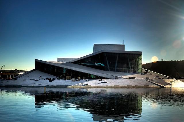 Oslo Opera House © Kris Taeleman 2012