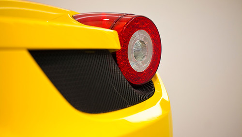 Ferrari backlight