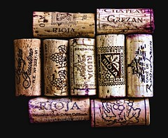 [corks low res] (RHiNO NEAL) Tags: blackbackground wine burgundy cork rhino rioja corks neal claret rhinoneal gettyimagesartistpicks rhinoneil