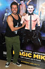 Perez Hilton, 'Magic Mike' European Premiere at the May Fair Hotel London, England
