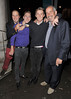 Sam Torrance OBE enjoys a night out with friends at Aura nightclub. London, England