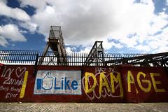 I LIKE DAMAGE (4foot2) Tags: streetart streetphotography shoreditch bricklane 2012 londongraffiti londonstreetart londongraff shoreditchstreetart shoreditchgraffiti shoreditchgraff 4foot2 ilikedamage 4foot2flickr 4foot2photostream fourfoottwo