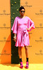 Tolula Adeyemi Veuve Clicquot Gold Cup - Polo tournament held at Cowdray Park Polo Club Midhurst, England