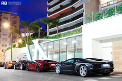 Summer Night In Monte-Carlo (Raphal Belly Photography) Tags: red orange black paris up car bronze de french rouge photography eos hotel riviera noir photographie pierre c duo 4 bordeaux deep casino montecarlo monaco line vik mc belly exotic mclaren lp 7d passion 164 12 russian 700 raphael bugatti rosso lamborghini nero rb supercar spotting mp4 w16 supercars lineup combo 1001 veyron raphal principality 12x longitudinal 7004 posteriore worldcars aventador mp412c lp7004
