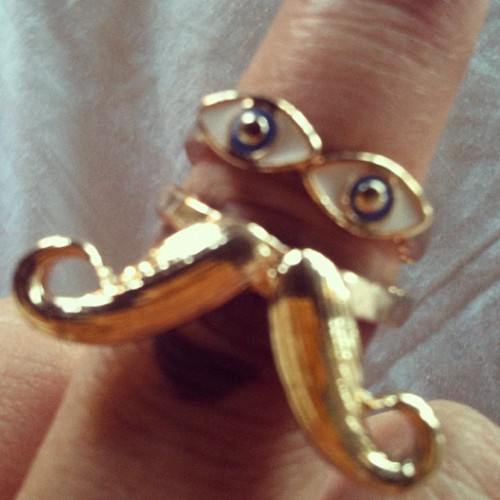 Sophie's favorite ring #thelyles #jewelry #ring #craft #bali #summer