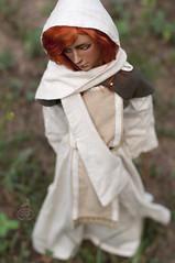 Sunset Prince (velvettwilight) Tags: ds bjd rosen redhair balljointeddoll dollshe eclipse21 kanaph