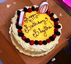 Happy 40th  Birthday, Kenner Blythe