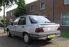 1993 Peugeot 309 GLX 1.6i Automatic (rvandermaar) Tags: peugeot 309 1993 glx automatic ghnt10 rvdm