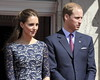 Catherine, Duchess of Cambridge aka Kate Middleton and Prince William, Duke of Cambridge Official Welcome Ceremony to Canada at Government House Rideau Hall during the Royal Tour 2011 Ottawa, Canada