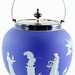 2004. Lidded Wedgwood Biscuit Jar
