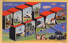 Greetings from Fort Bragg, North Carolina - Large Letter Postcard (Shook Photos) Tags: army linen flag postcard military northcarolina postcards cannon artillery greetings fortbragg linenpostcard bigletter largeletter largeletterpostcard linenpostcards fortbraggnorthcarolina largeletterpostcards bigletterpostcard bigletterpostcards