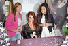 Amy Childs at a perfume signing for her debut fragrance 'Amy Childs' at Boots Manchester