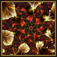 Autumn Leaves (bloorose-thanks 4 all the faves!!) Tags: fractal ultrafractal