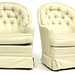 76. Pair of Vintage Club Chairs