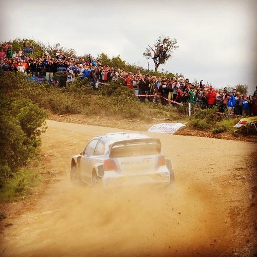 #WRC #RallydePortugal #VW #PoloR