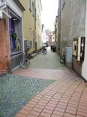 Berkel (QQ Vespa) Tags: urban home germany lost town hometown leer places forgotten german stadt desolate innenstadt verlassen berkel meine cits vergessen de