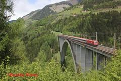 BB Rh 1116 (brad11663) Tags: sterreich bb intercity tauern es64u2 rh1116 falkensteinbrcke