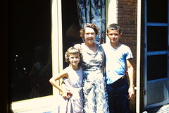 1958 08 Bonnie Eleanor Bobby (lindgrenstudios) Tags: bonnie bobby eleanor