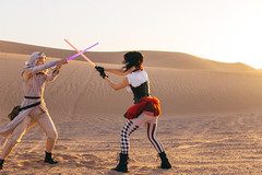 May the Force-822 (BJermaine) Tags: california film canon star starwars desert cosplay rey production lightsaber wars producer harleyquinn 4k productionstills elcentro bmcc fanfilm may4th imperialsanddunes maythefourth maytheforce champrobinson bjermaine bejermaine brandonjermaine imaginationupgraded brandonchamprobinson