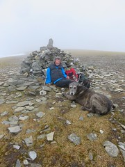 Wind Swept and Cold: Summit of Meall Bhuidhe (andywalker1) Tags: scotland andrewwalker glenlyon