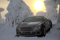 power_on_ice2012_13 (holgeremmerich) Tags: ice finland power lapland kuusamo bentley ruka icedriving kankunnen