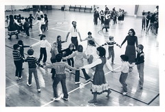 P_151_1_82_20 (NSCDS Archives) Tags: blackandwhite college 1982 dancers country 1980s berea nscds nscdsarchives p151182