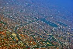 Bandung Selatan (BxHxTxCx) Tags: city aerialview bandung kota fotoudara