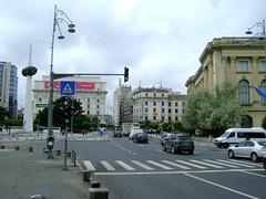 bucurești-calea victoriei (băseşteanu) Tags: caleavictoriei bucuresti bucharest romania street urban town city building arhitectura architecture podulmogosoaiei
